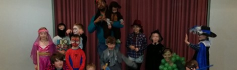 Fotos Kinderkarneval 2014